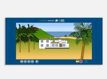 Exclusivas Mariano Inmobiliaria Diseño Web
