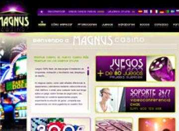 Captura Magnus Casino