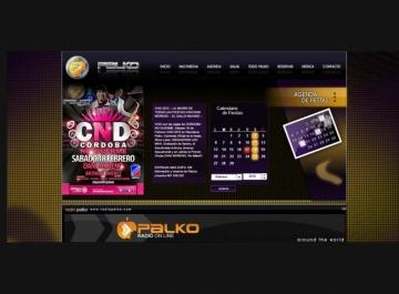 Discoteca Palko Sitio Web