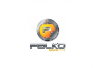 Discoteca palko logotipo