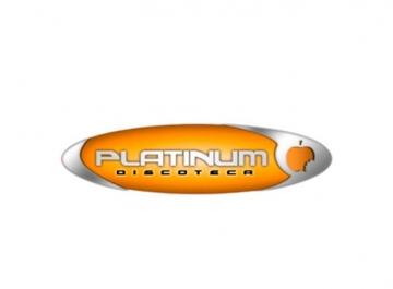 Logo discoteca Platinum
