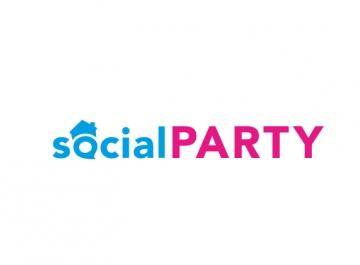 SocialParty Logotipo
