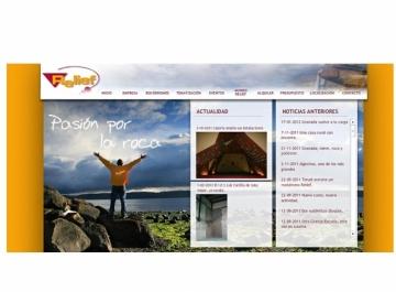 Relief Sitio Web