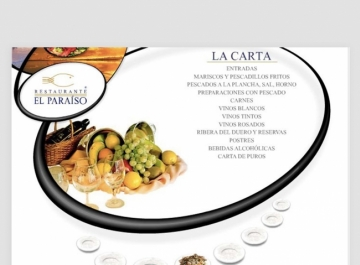 Restaurante El Paraíso captura