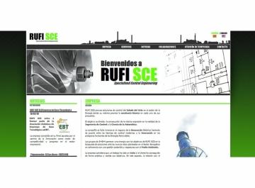 Rufi SCE Sitio web