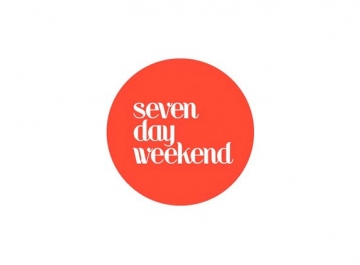 Seven Day Weekend logotipo