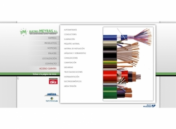 Grupo Meyras captura web